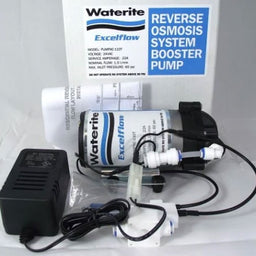 Excelflow Reverse Osmosis Booster Pump Kit Free Ship