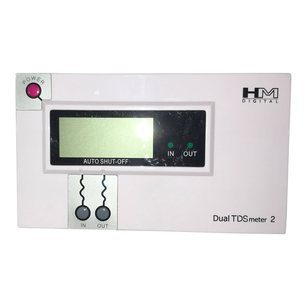 VectaMaxx RSL HM Digital Dual TDS Meters