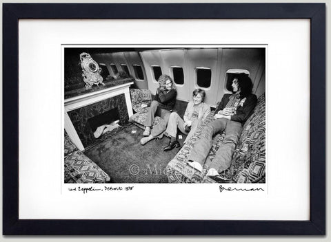 Led Zeppelin - Aboard Starship