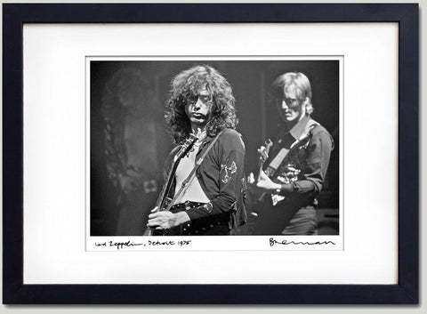 Led Zeppelin - Olympia Stadium Detroit - Triple image