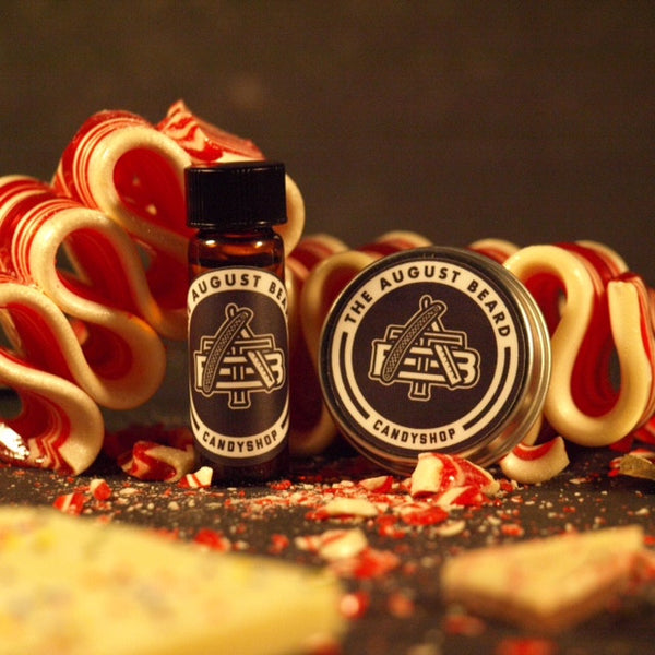 Sample Pack – Candyshop Beard Oil & Beard Balm
