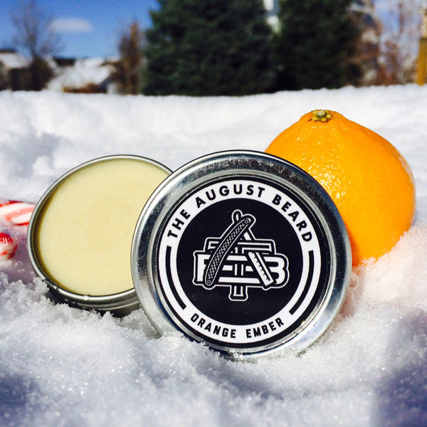 Orange Ember Beard Balm