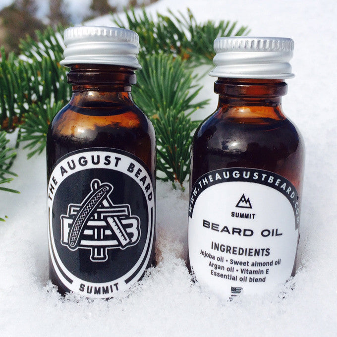 Summit Beard Oil