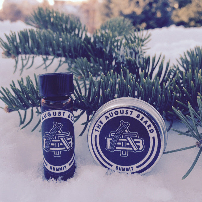 Sample Pack – Summit Beard Oil & Beard Balm