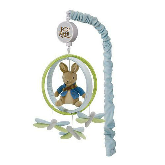 Lambs & Ivy Musical Mobile Peter Rabbit