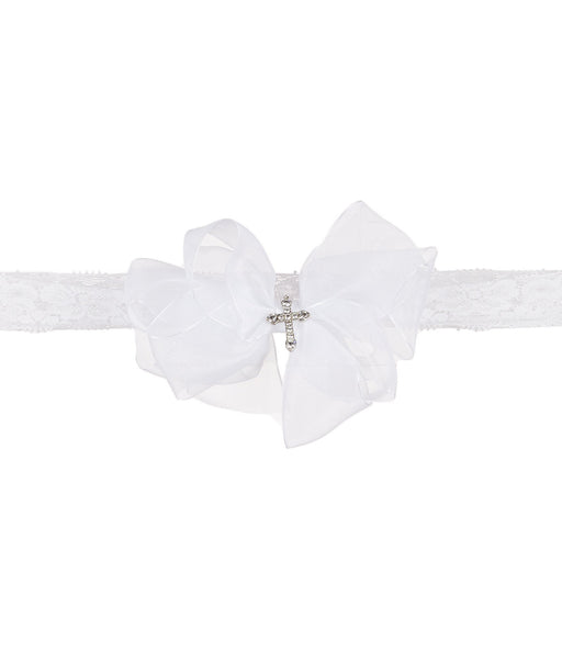 Elegantbaby Cross Headband Boxed E-9643