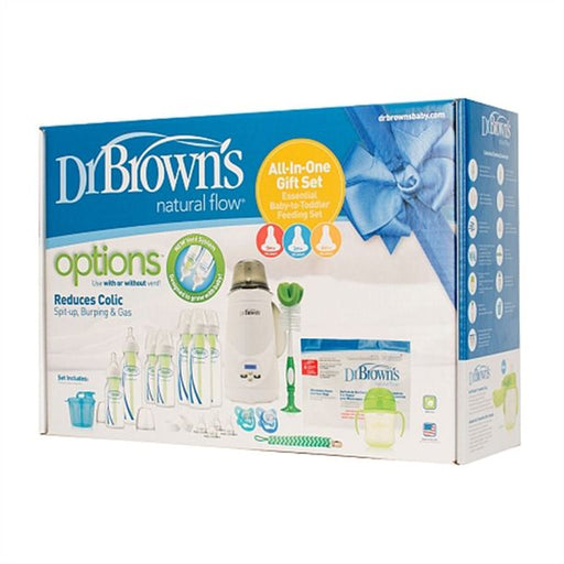 Dr Brown's All in One Options Gift Set