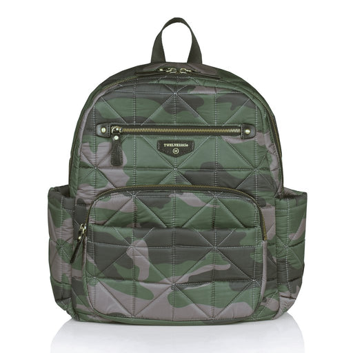 Twelve Little Companion Backpack - Camo Print