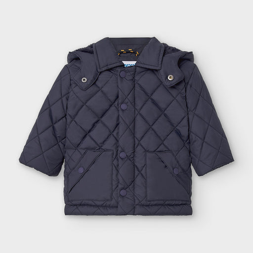 Mayoral Padded coat - Navy blue 2480