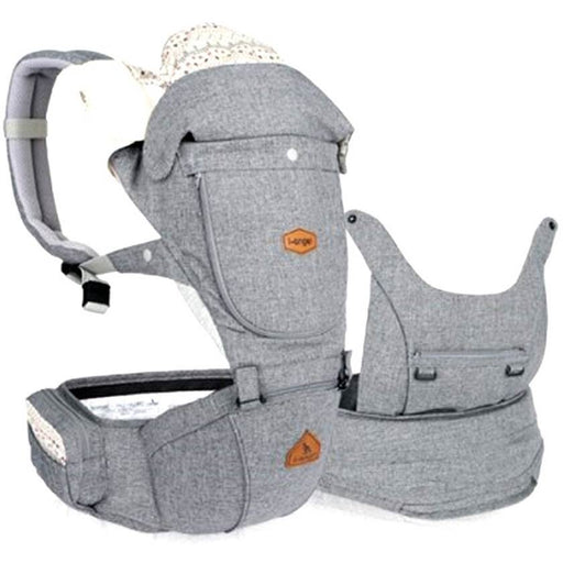 I-Angel Miracle Carrier - Melange Gray