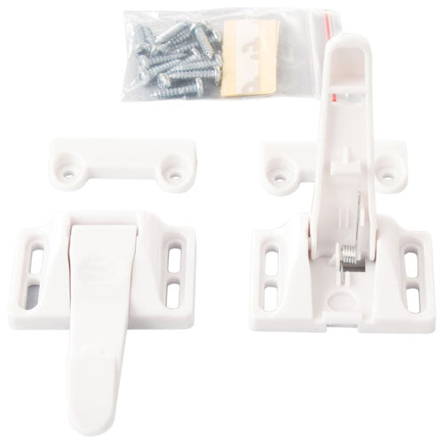 Prince Lionheart Spring-loaded Drawer & Cabinet Latch 2063