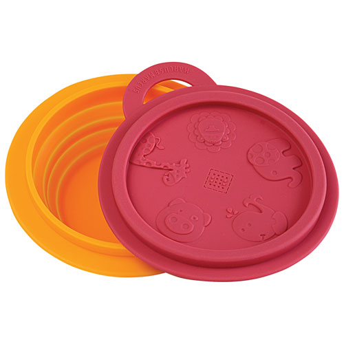 Marcus&Marcus Collapsible Bowl Lion