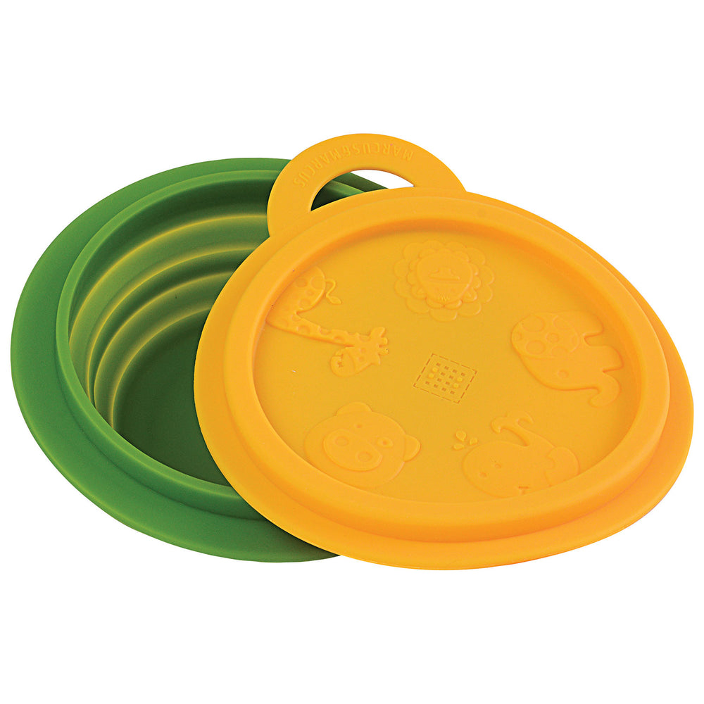 Marcus&Marcus Collapsible Bowl Giraffe