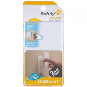 Safety 1st Outsmart Outlet Shield (HS275)