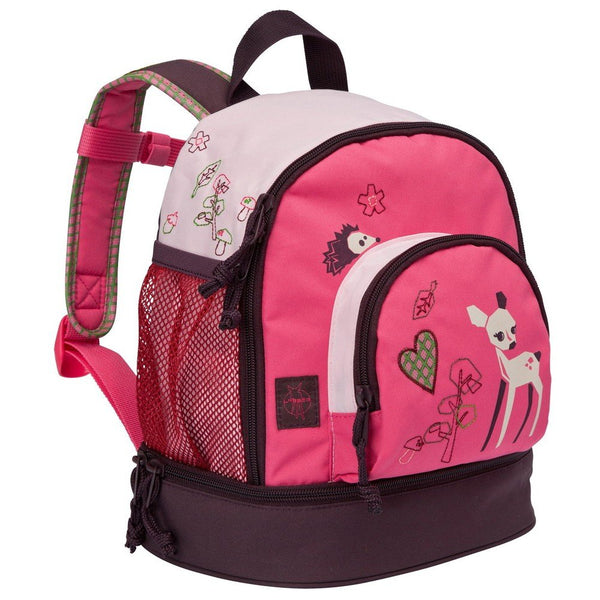 Lassig 4kids Mini Backpack Little Tree Fawn LMBP1152