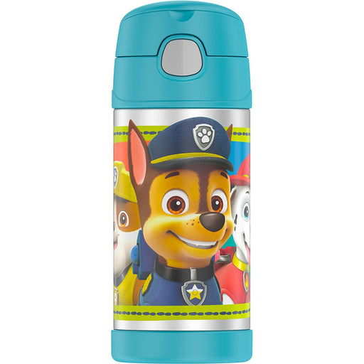 Thermos Funtainer Straw Bottle 12oz - Paw Patrol