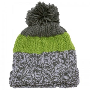 Calikids Boys Knit Toque - Moss Green