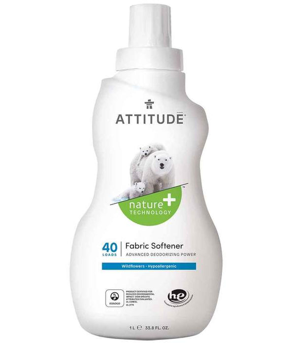 Attitude Fabric Softener Wildflowers 1L 137321