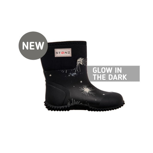 Stonz West Star Glow-Black