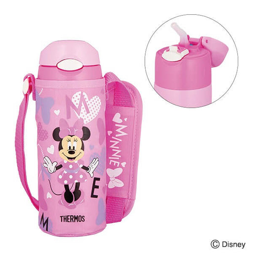 Thermos Water Bottle Minnie 400ml