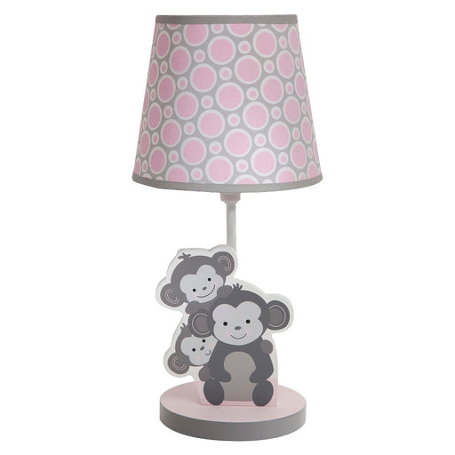 Bedtime Originals Lamp W Shade Pinkie