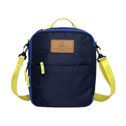 Twelve Little Adventure Lunch Bag Navy