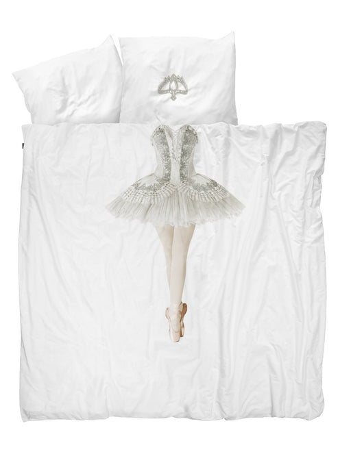 Snurk Ballerina Duvet Cover Set Full/Queen