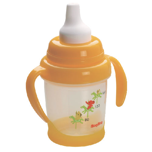 Pigeon Mag Mag Spout Sippy Cup - Orange 200ml 13702