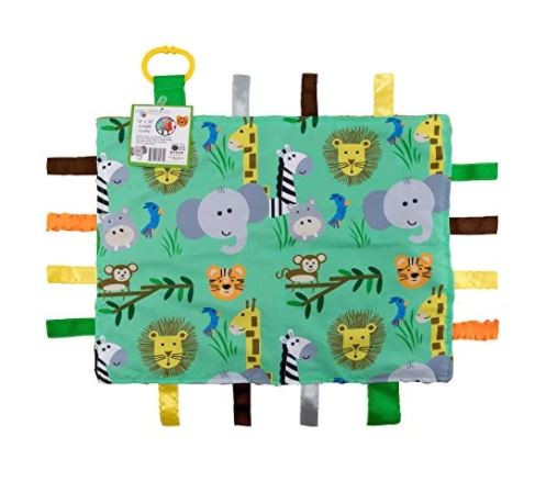 Baby Jack & Co Learning Lovey - Jungle