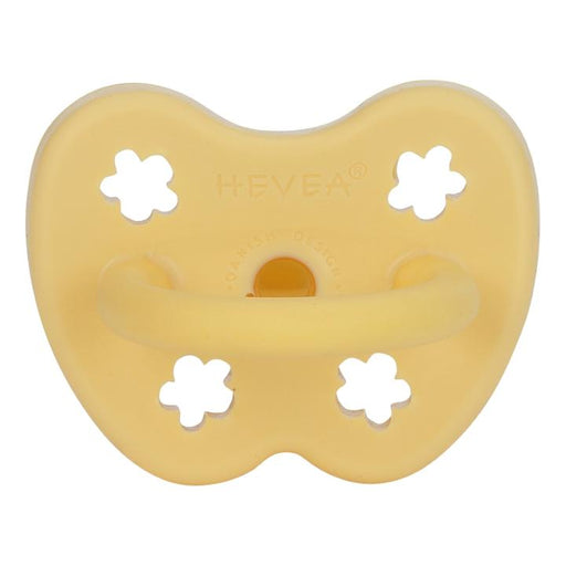 Hevea Pacifier Orthodontic Banana 3-36M