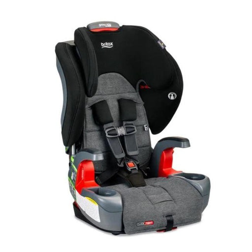 Britax Grow with You ClickTight Harness-2-Booster - StayClean Stainless Exclusive Collection