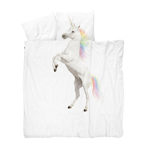 Snurk Unicorn Duvet Cover Set Full/Queen