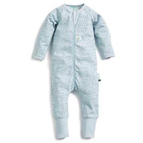 ErgoPouch Bamboo Long Sleeve Pajamas Pebble 0.2 TOG EP345