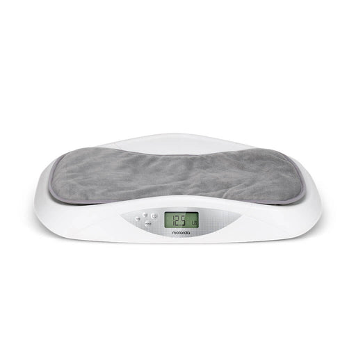 Motorola Weigh Me Baby Scale & Pad - White MBP72SN