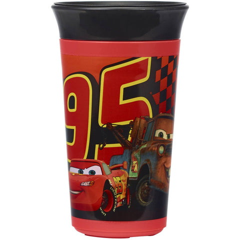 First Years Disney 9oz Simply Spoutless Cup - Cars