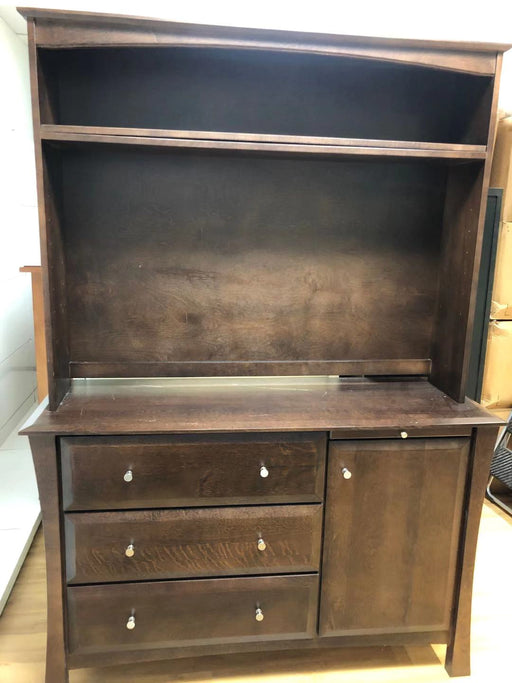 Dutailier Dresser + Hutch (Markham Floormodel /IN STORE PICK-UP ONLY)