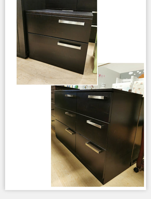 AP Industry Nightstand + Dresser (Markham Floormodel/ IN STORE PICK-UP ONLY)