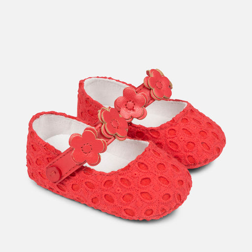 Mayoral Baby Mary Jane Shoes Poppy