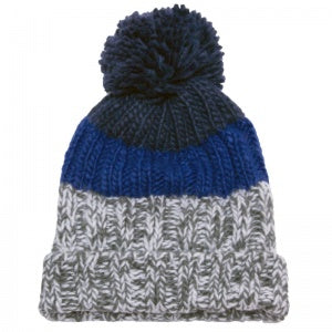 Calikids Boys Knit Toque - True Blue
