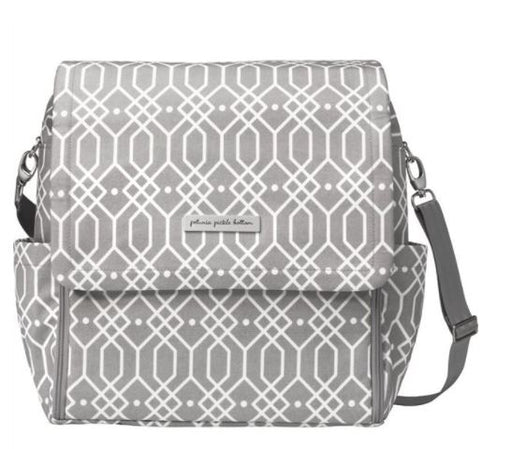 Petunia Boxy Backpack - Quartz PPB-BBGL-511-00