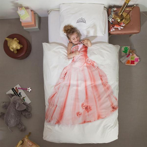 Snurk Princess Duvet Cover Set Full/Queen