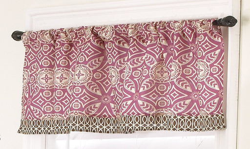 Cocalo Window Valance Iris Collection