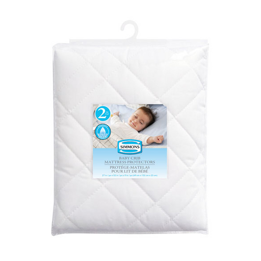 Simmons Quilted Mattress Protector 10051