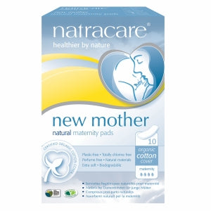 Natracare Maternity Pads 10pc