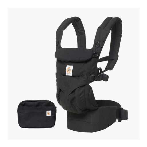 Ergo Baby Omni 360 Carrier - Pure Black