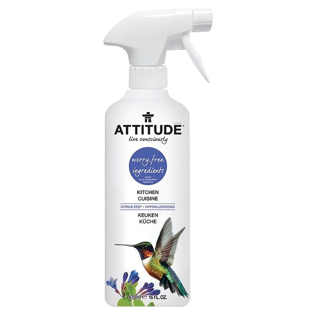Attitude Kitchen Cleaner 800ml 137207