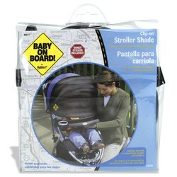 Safety 1st Clip On Stroller Shade 48628 !