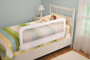 Summer Infant Bed Rail Out Of Sight White