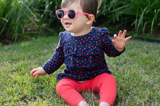 Babiators Sunglasses Keyhole Wonderfully Watermelon 0-2yrs