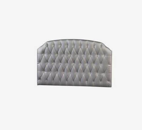 Natart Juvenile Bella Upholstered Headboard Panel - Sliver 725-P-S (MARKHAM INSTORE PICK-UP ONLY)